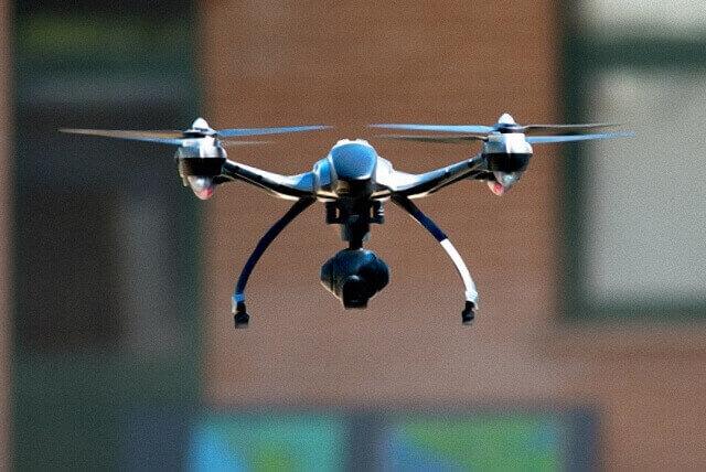 montar un dron