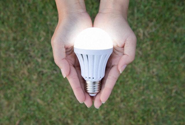 Instalar luces LED